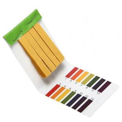 Купить Тест полоски 0-14 pH отрывные, 80 штук