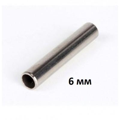 Купить Трубка стальная 6 мм, нерж.