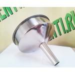 Воронка нержавеющая сталь AISI-304, 20 см