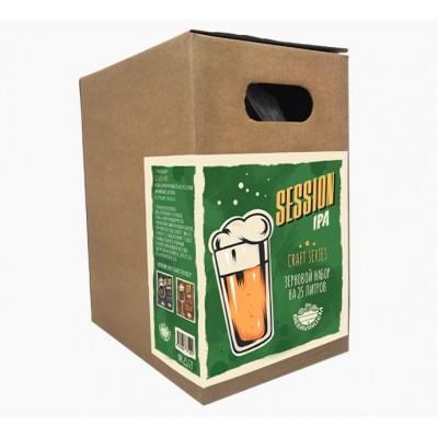 """Купить Зерновой набор """"Session IPA"""" на 25 литров"""